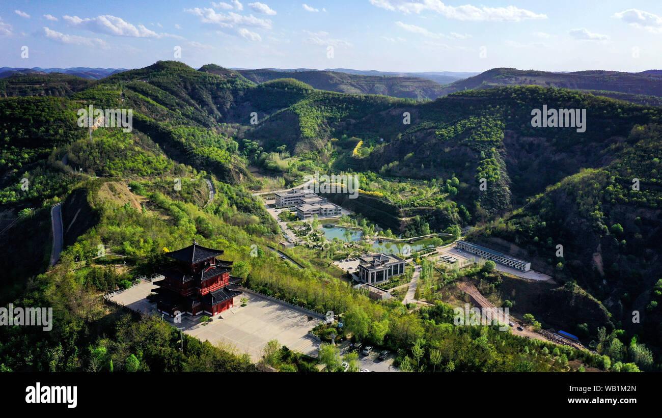 190823) -- BEIJING, Aug  23, 2019 (Xinhua) -- Aerial photo