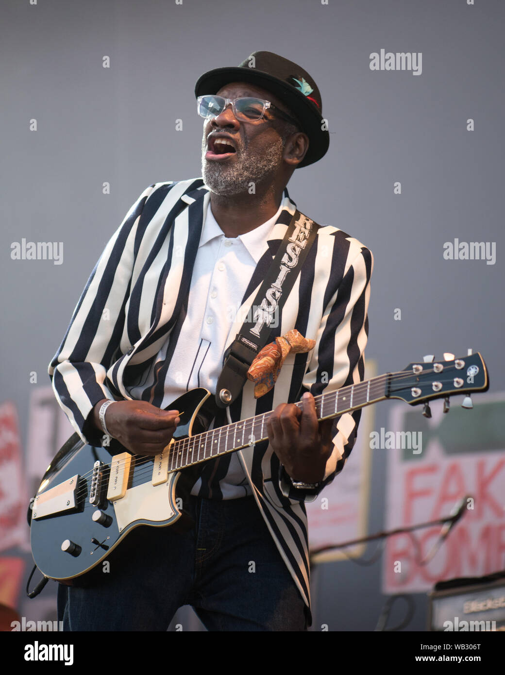 The Specials / Terry Hall at Victorious Festival 2019 Stock Photo