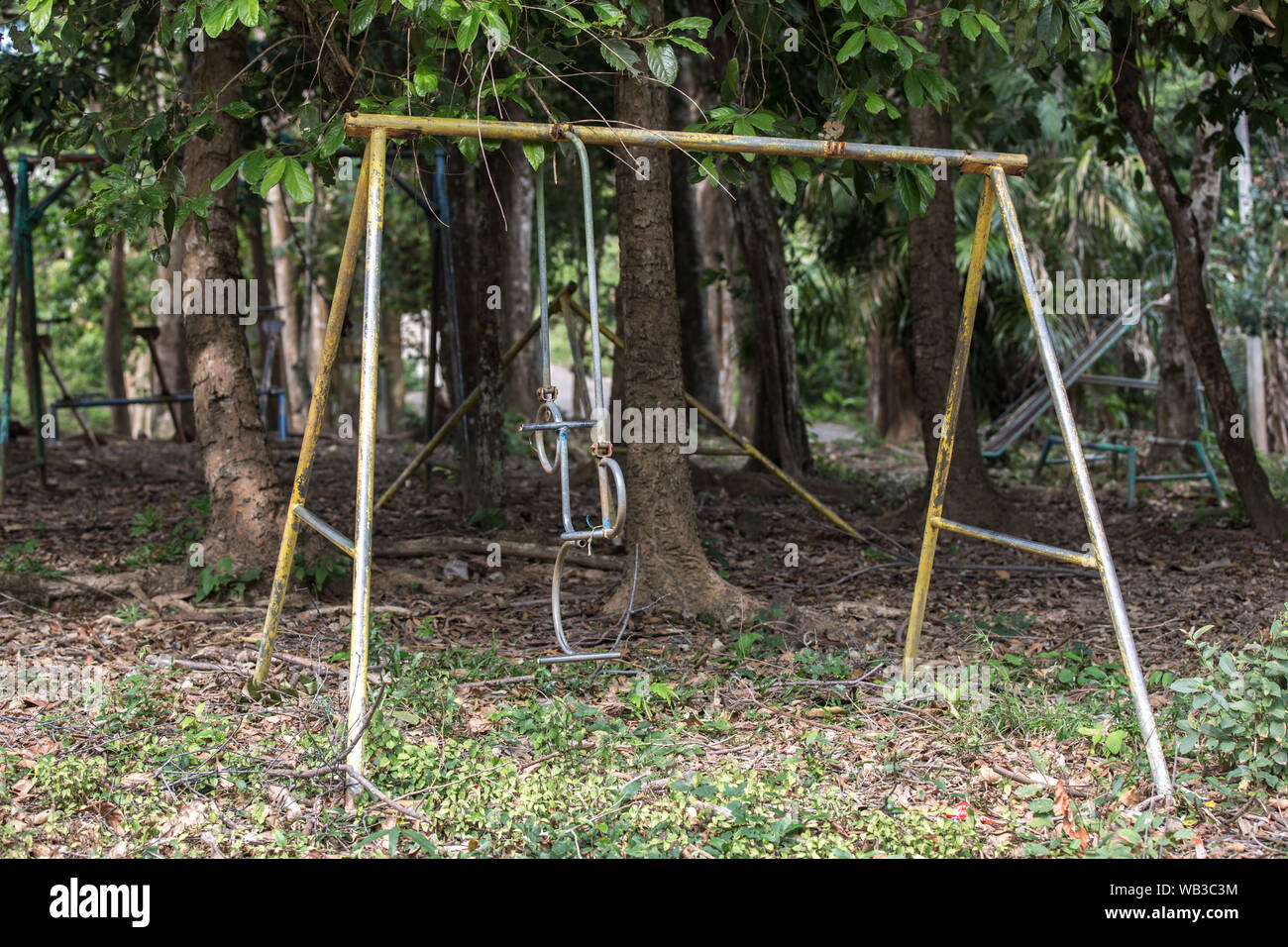 Themed Playground High Resolution Stock Photography And Images Alamy