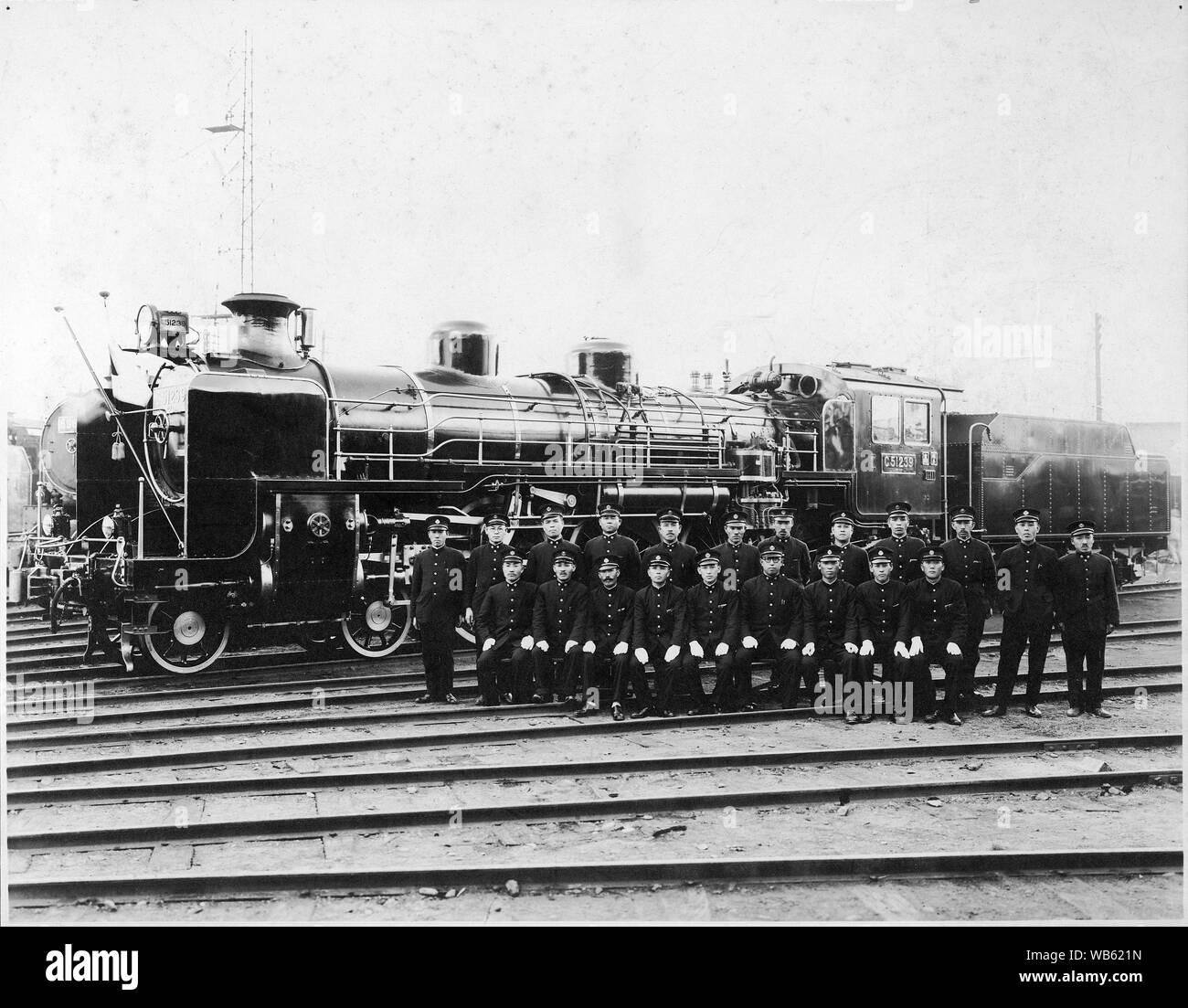 Vintage Steam Train Print Stock Photos Vintage Steam Train Print