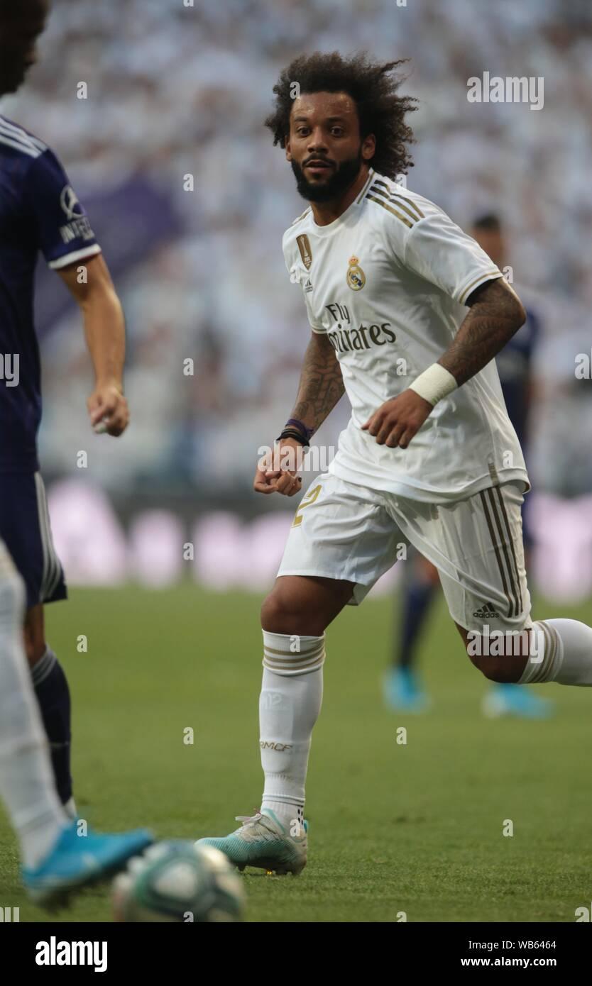 Madrid Spain 24th Aug 2019 Madrid Spain 24 08 2019 Soccer Of