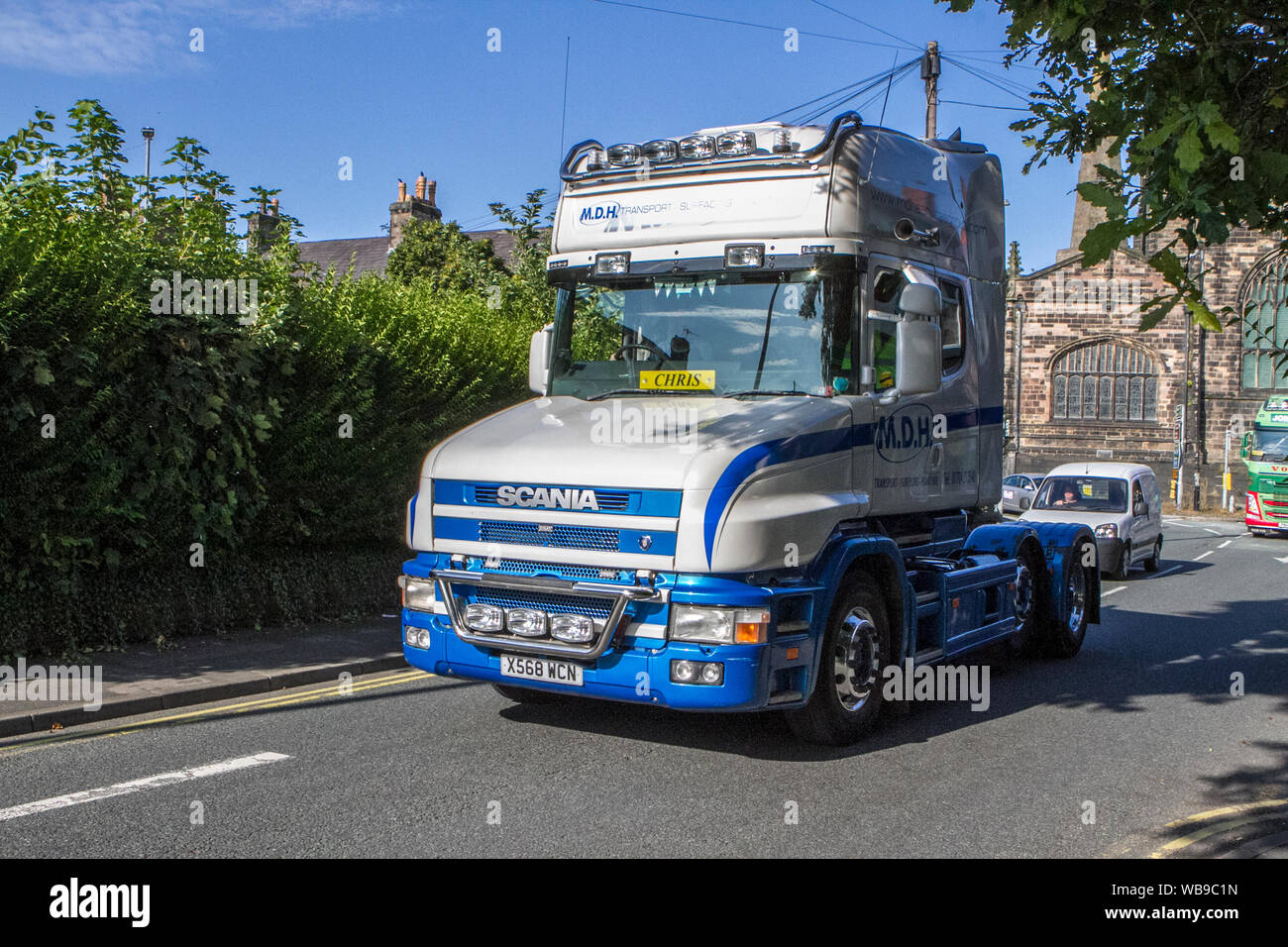 Scania Cab Stock Photos & Scania Cab Stock Images - Alamy