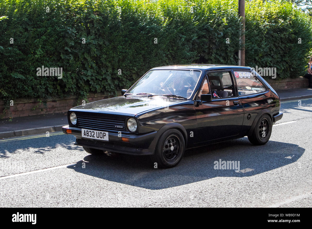Old Ford Fiesta Stock Photos & Old Ford Fiesta Stock Images