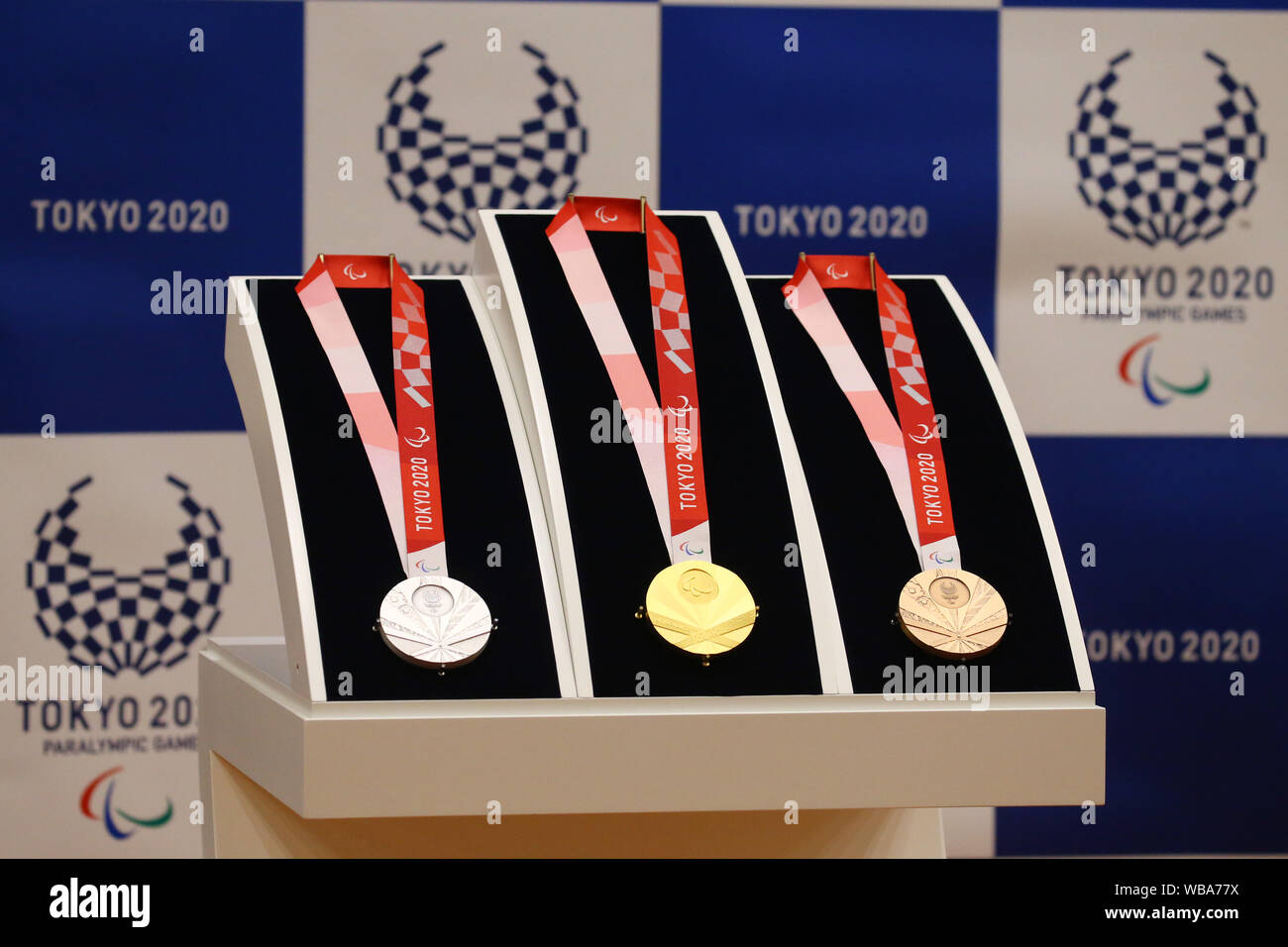 Games With Gold August 2020.Medals August 25 2019 The Tokyo Organizing Committee Of