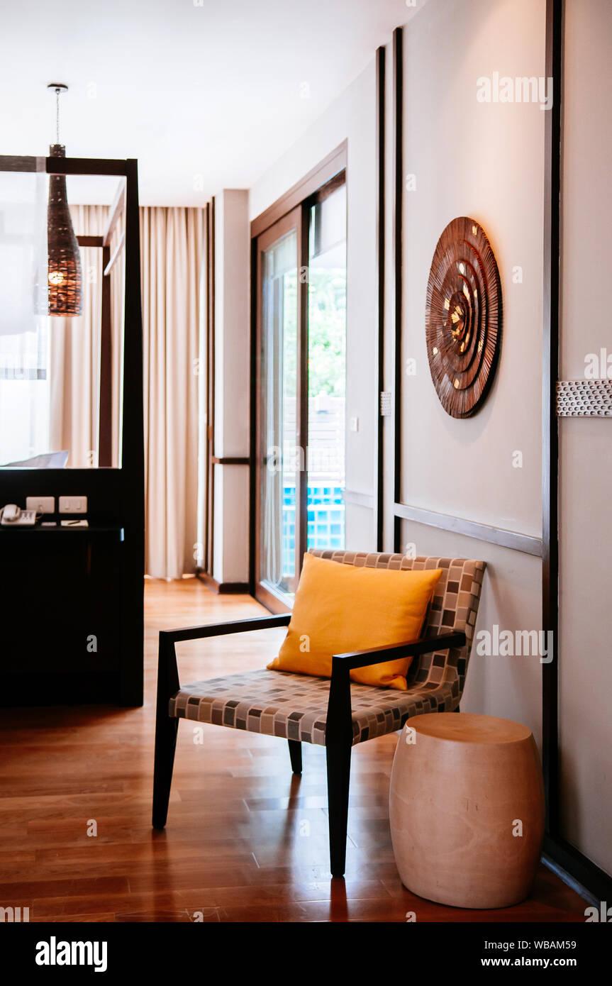 Swell Aug 6 2014 Hua Hin Thailand Colourful Modern Furniture Spiritservingveterans Wood Chair Design Ideas Spiritservingveteransorg
