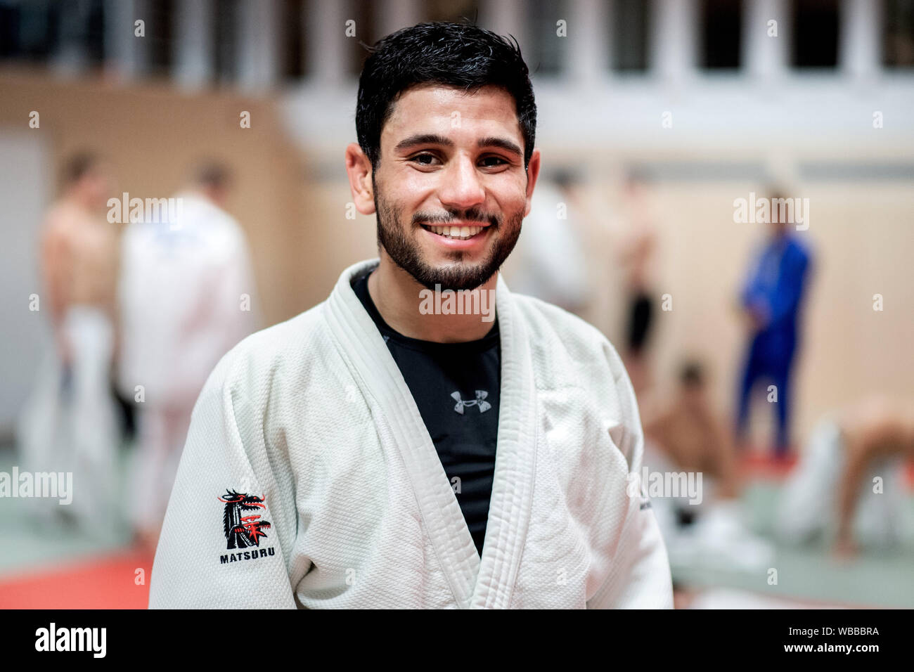 Judo Olympic Stock Photos & Judo Olympic Stock Images - Page