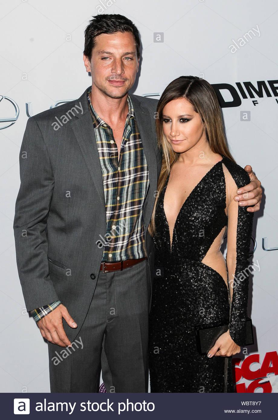 Simon Rex dating Ashley Tisdale