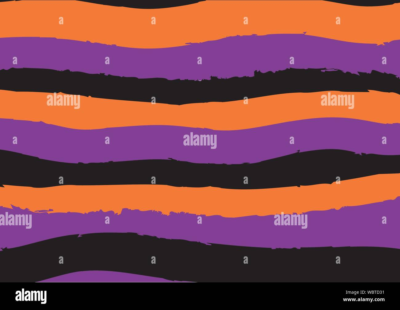 Halloween abstract retro vintage lines background color