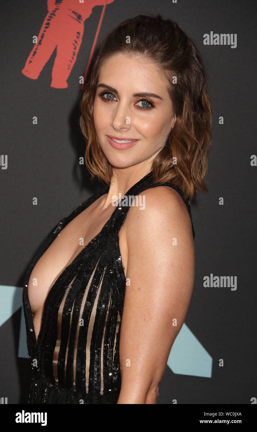 Alison Brie High Resolution Stock Photography And Images Alamy