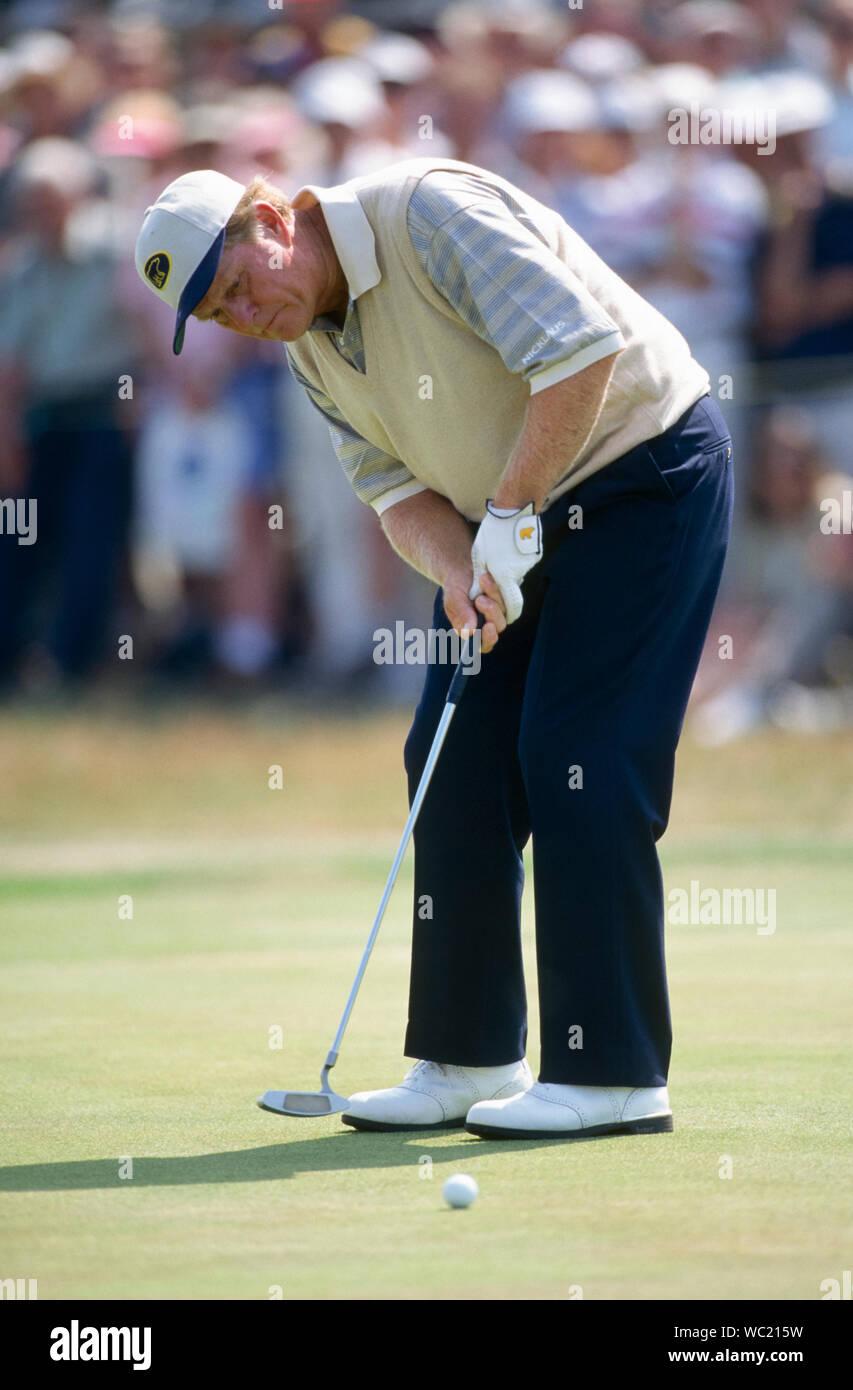 Golfer Jack Nicklaus Stock Photos & Golfer Jack Nicklaus