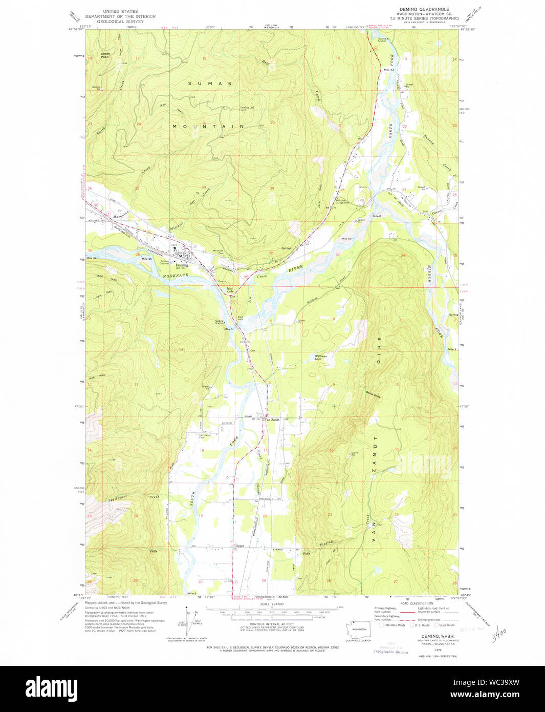 Deming Cut Out Stock Images & Pictures - Alamy on custer washington map, united states washington map, hamilton washington map, seattle washington map, renton washington map, plymouth washington map, winslow washington map, greenbank washington map, columbus washington map, lynnwood washington map, rosburg washington map, richmond washington map, tukwila washington map, wilson washington map, skamokawa washington map, alger washington map, crystal mountain washington map, curlew washington map, bellevue washington map, clayton washington map,