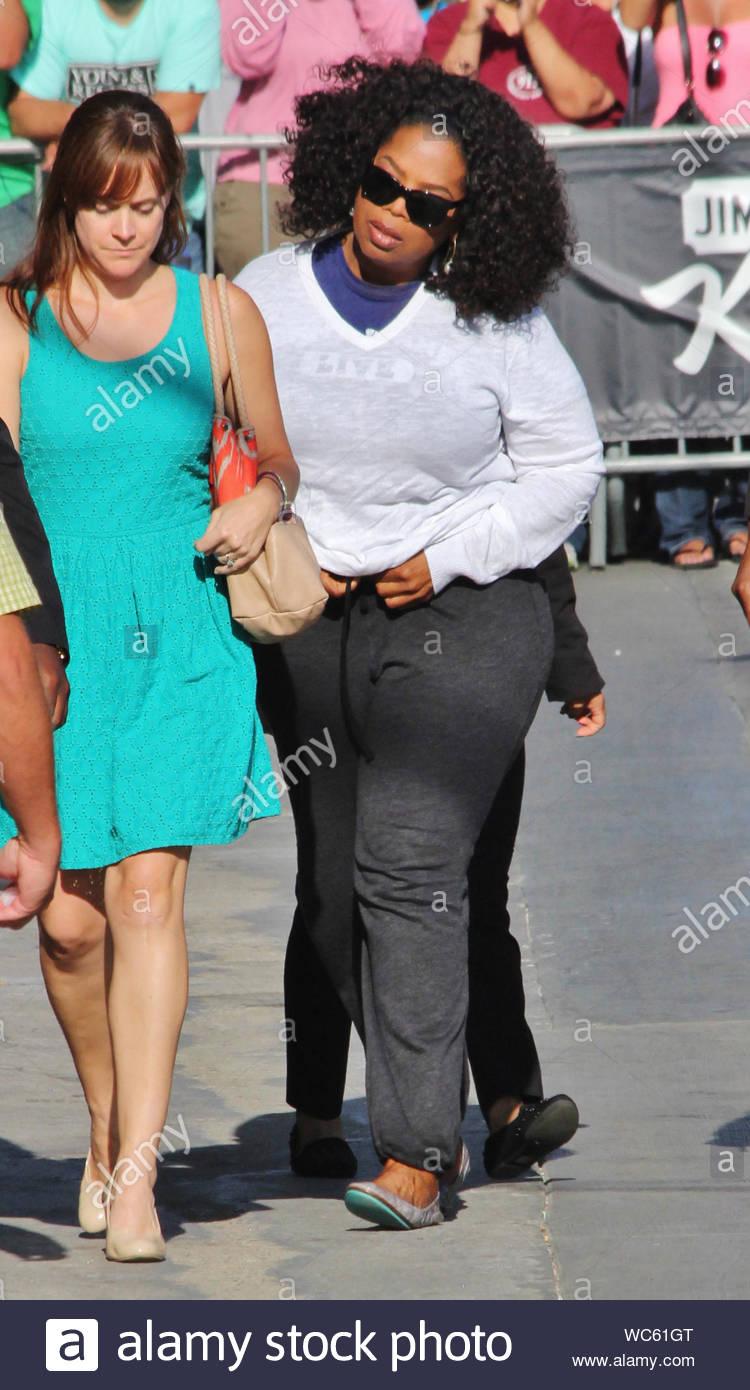 Hollywood, CA - Oprah Winfrey is
