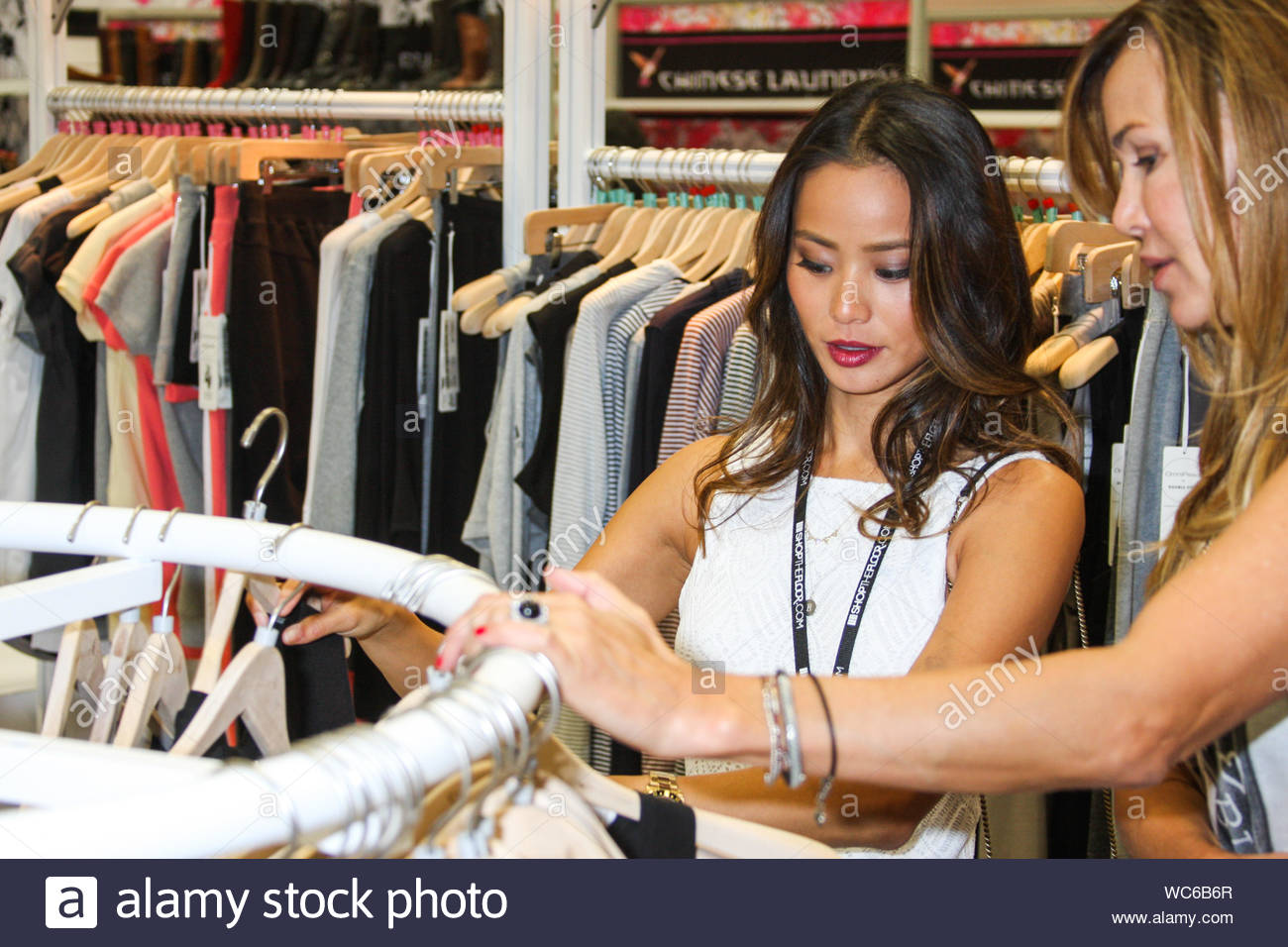 Las Vegas Nv Actress Jamie Chung And Actor Bryan Greenberg Attend The Magic Fashion Tradeshow In Support Of The Omnipeace Fashion Saves Lives Campaign The Collection Will Inspire The Market To