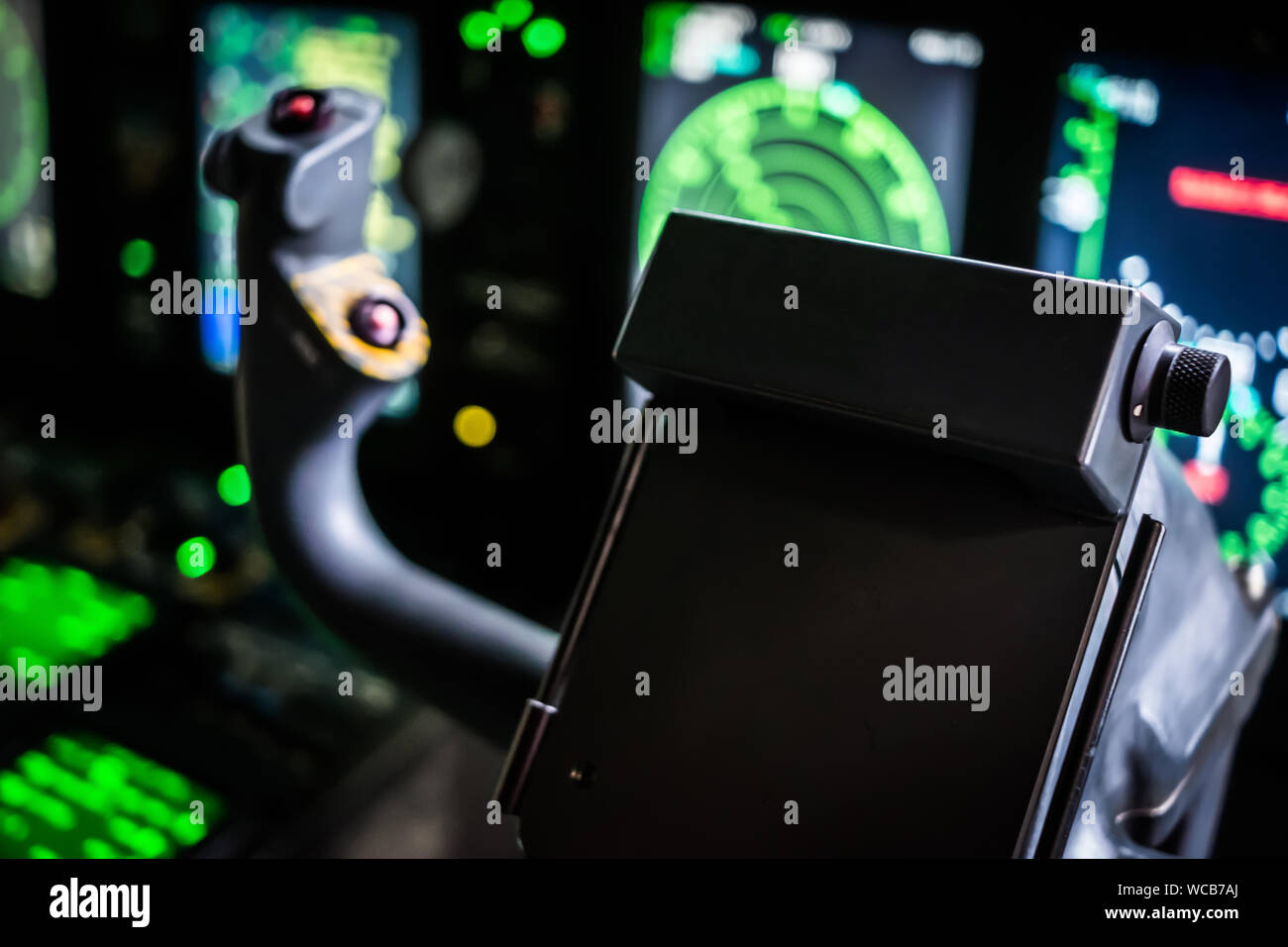 Glass Cockpit Stock Photos & Glass Cockpit Stock Images - Alamy