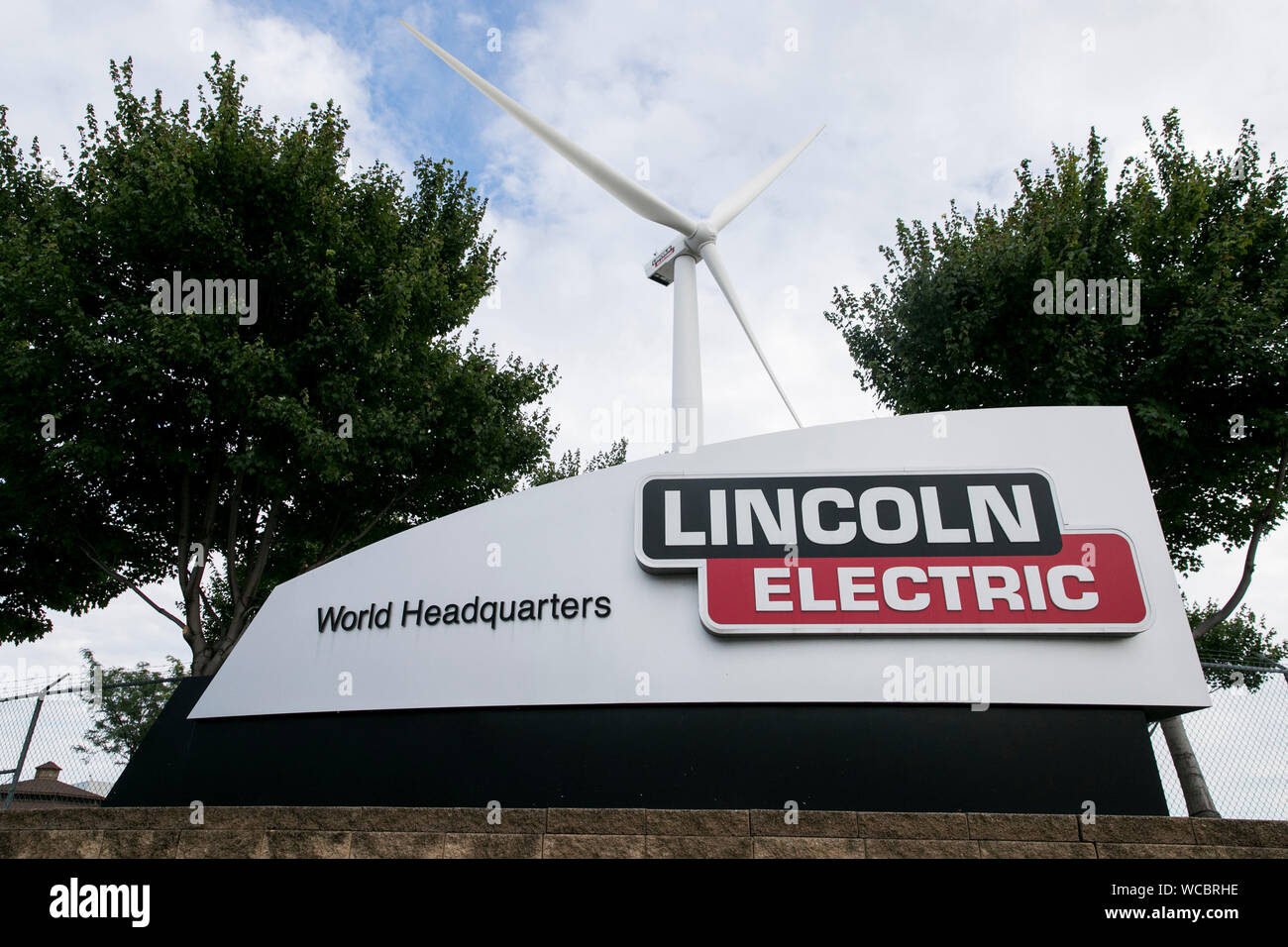 Lincoln Electric Logo High Resolution Stock Photography And Images Alamy