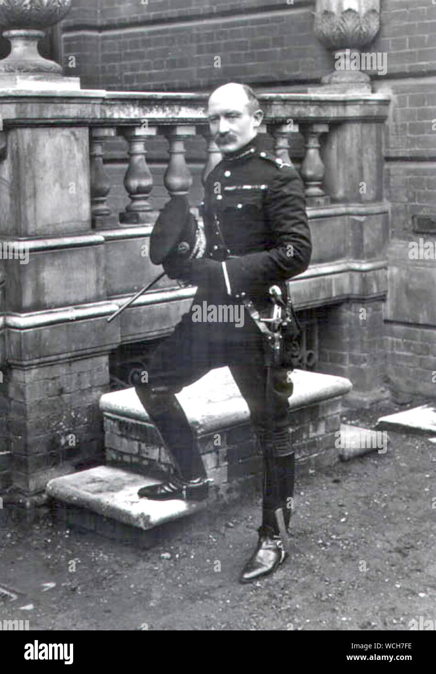 Robert Baden Powell 1857 1941 British Army Officer And