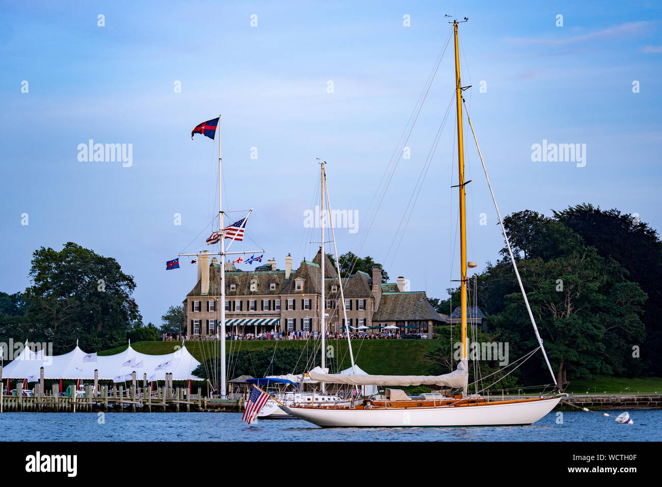 New York Giants Boat Yacht Nautical Flag