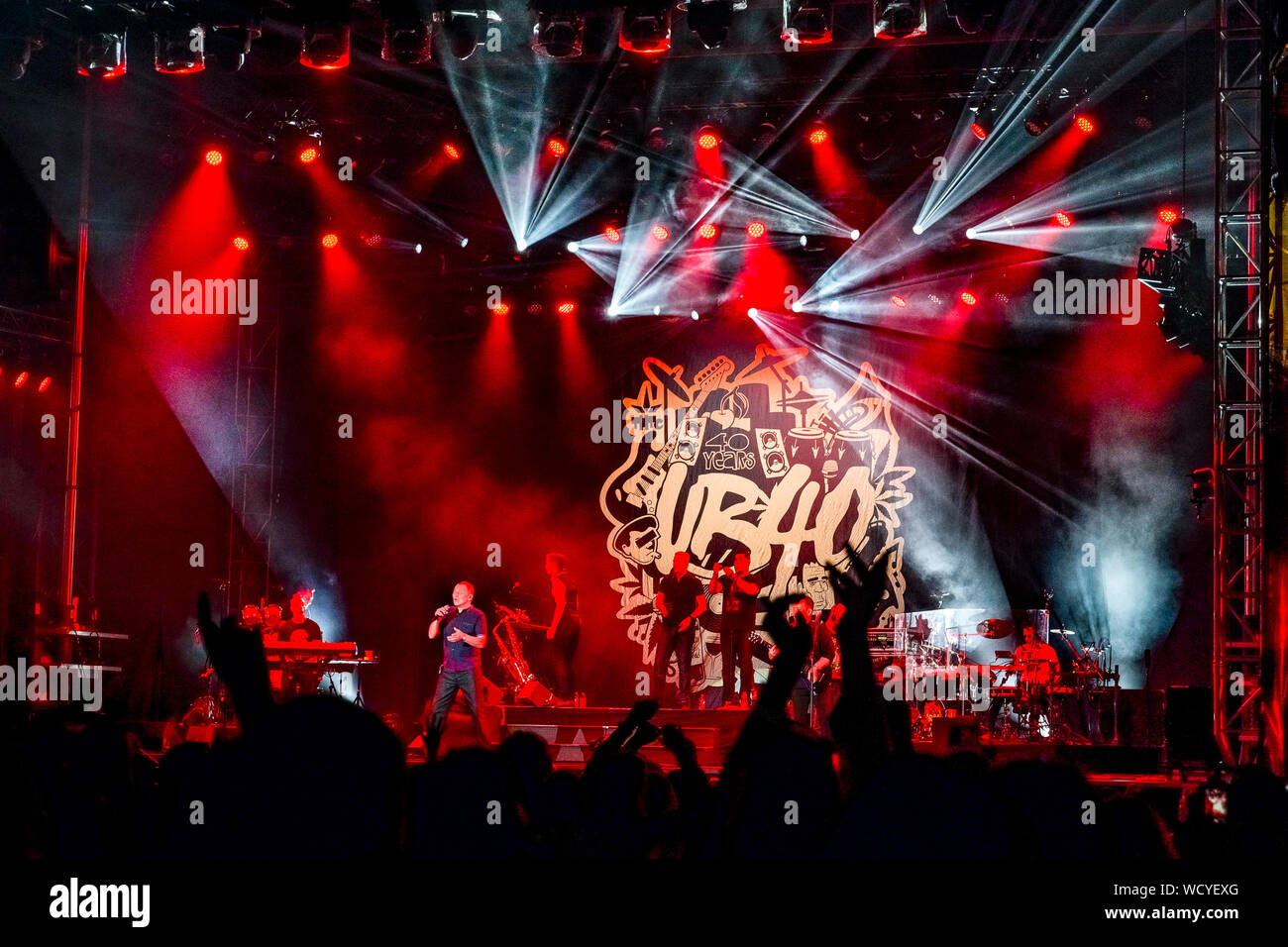 Ub40 Band Stock Photos & Ub40 Band Stock Images - Alamy