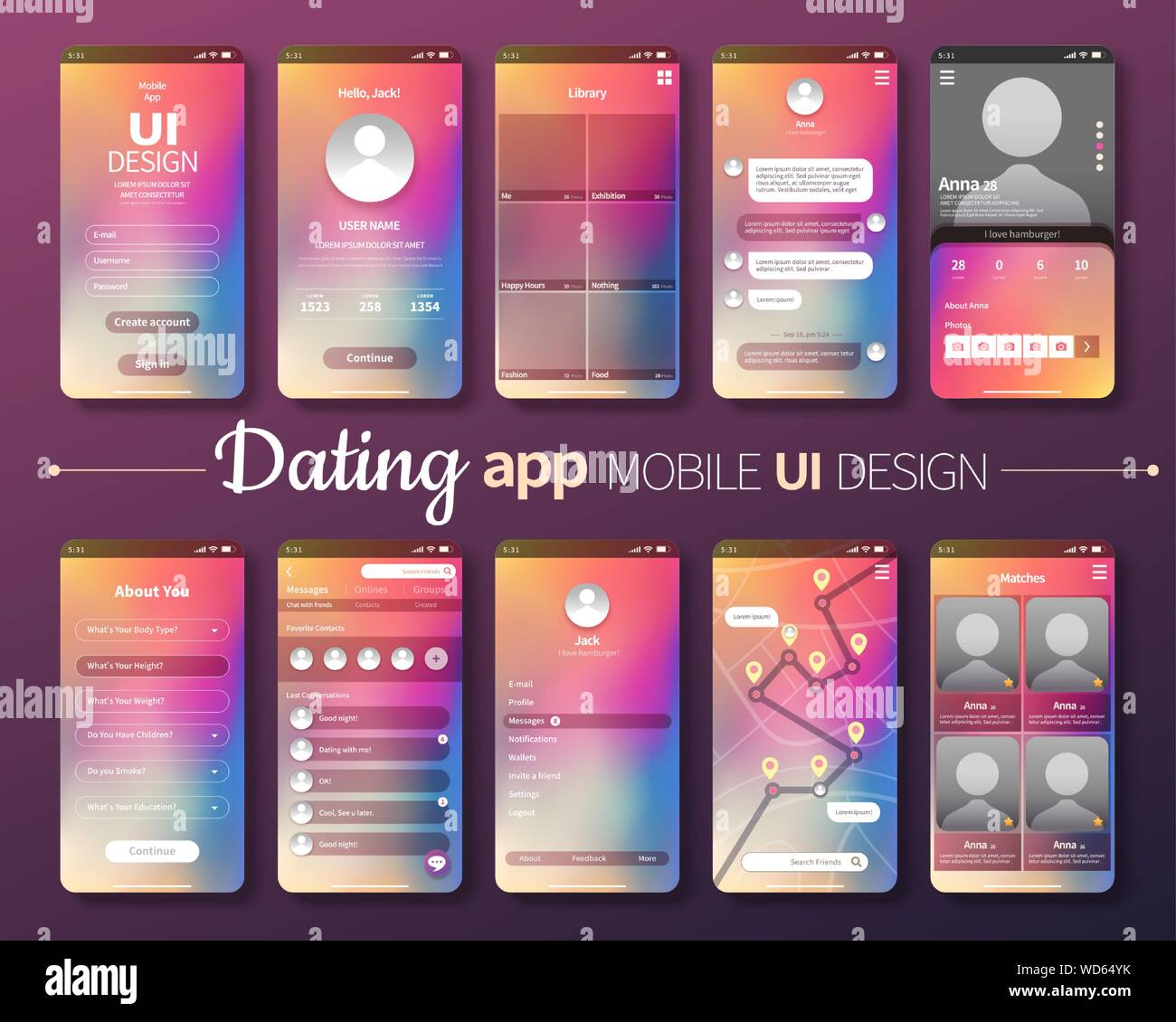 de UI dating site