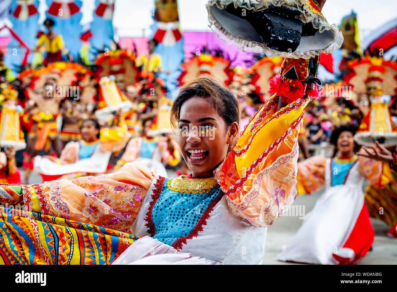 Filipino Festivals Stock Photos & Filipino Festivals Stock