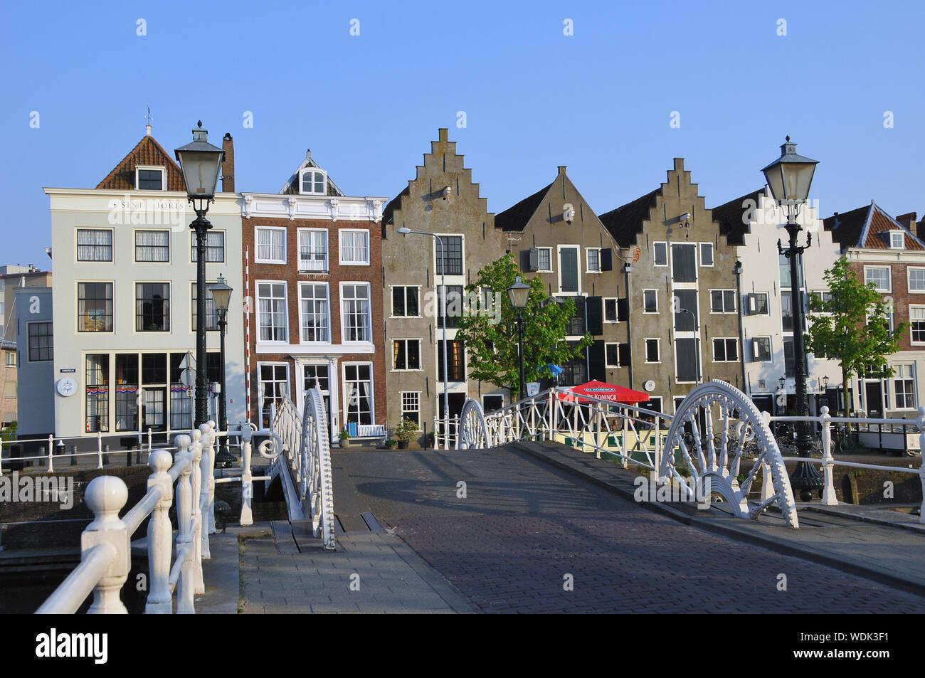 Middelburg, Zeeland, Netherlands, Europe Stock Photo