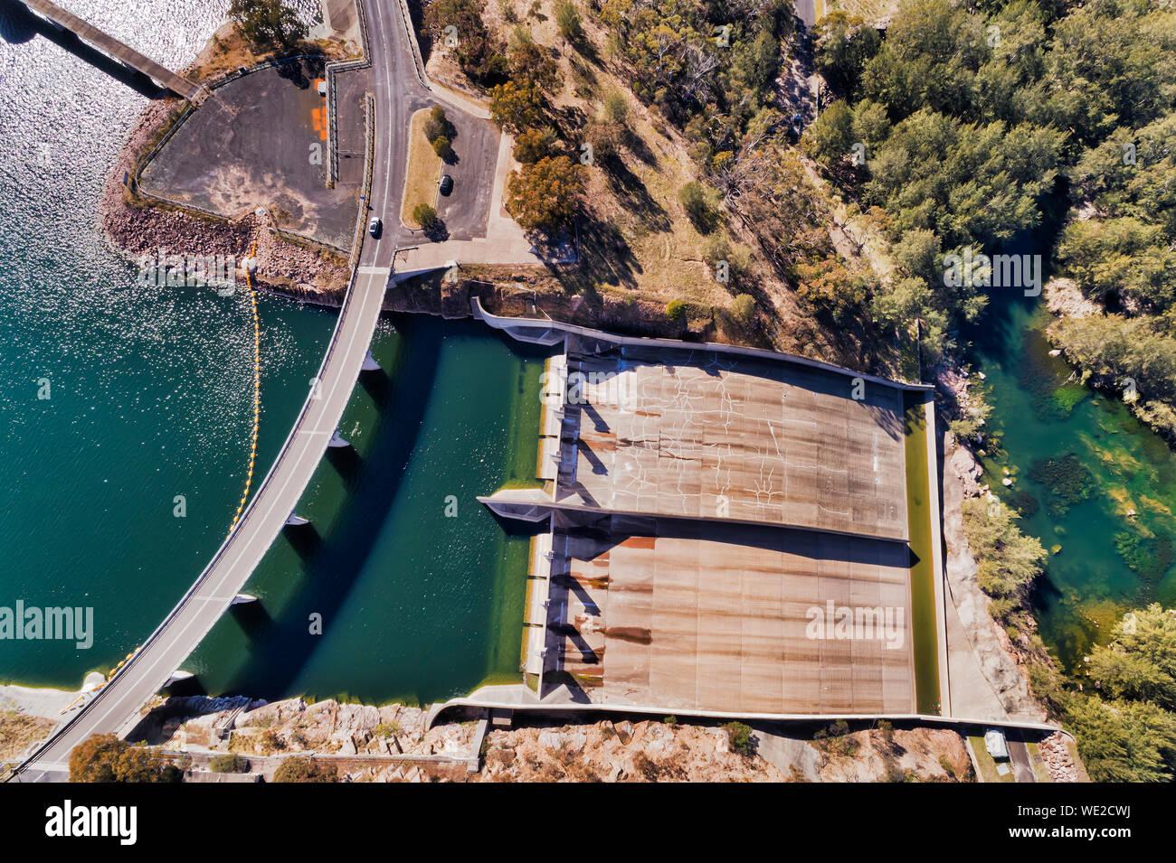 Concrete Dam Stock Photos Concrete Dam Stock Images Alamy