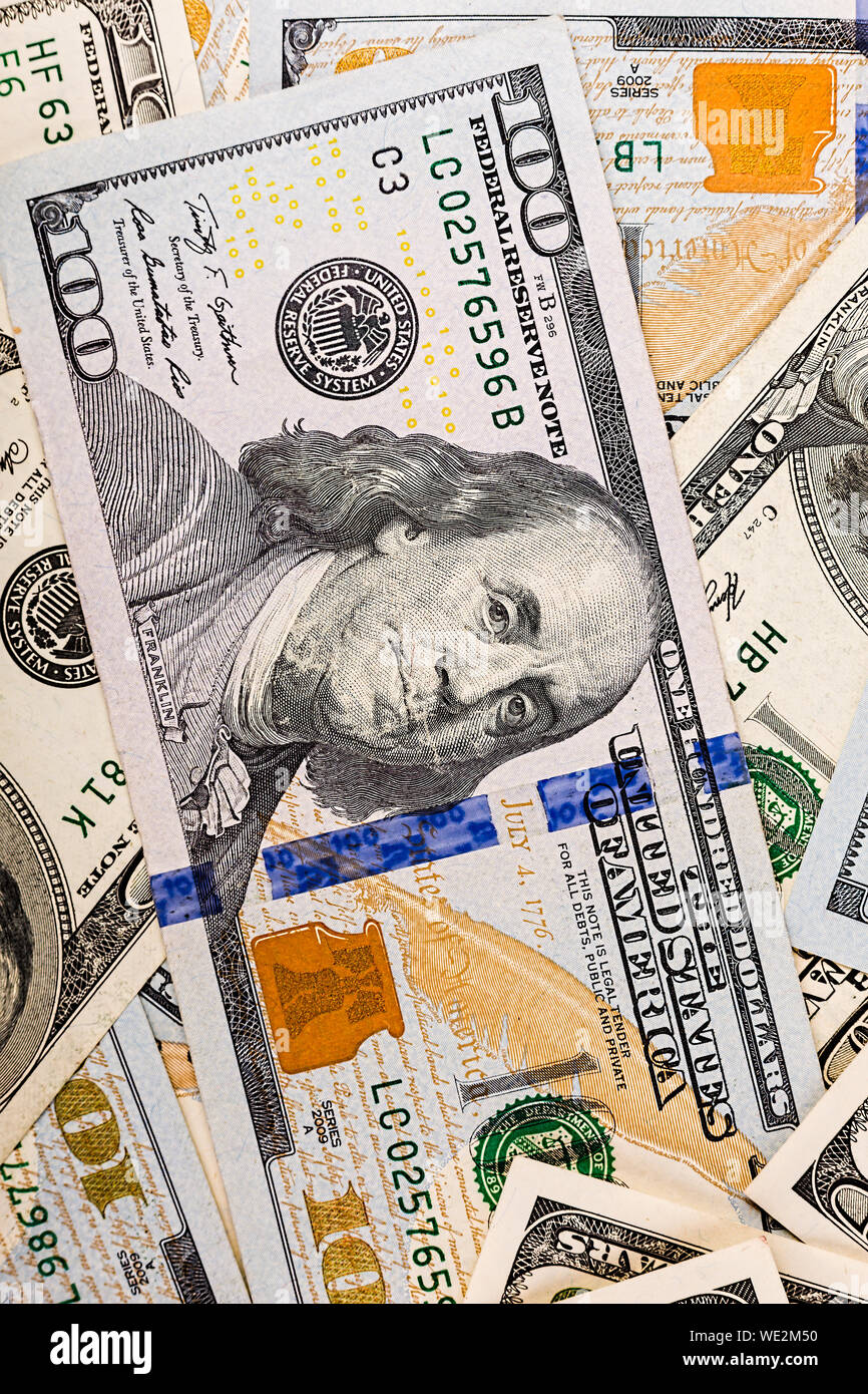 Bill American Largest Million Dollar Dollar Bills
