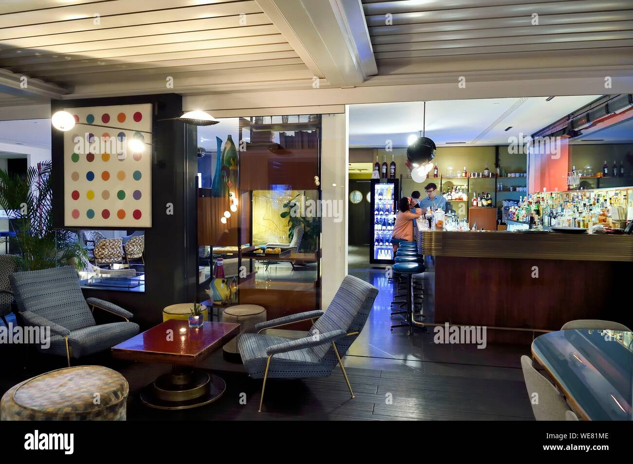 Bar Milan Stock Photos Bar Milan Stock Images Alamy