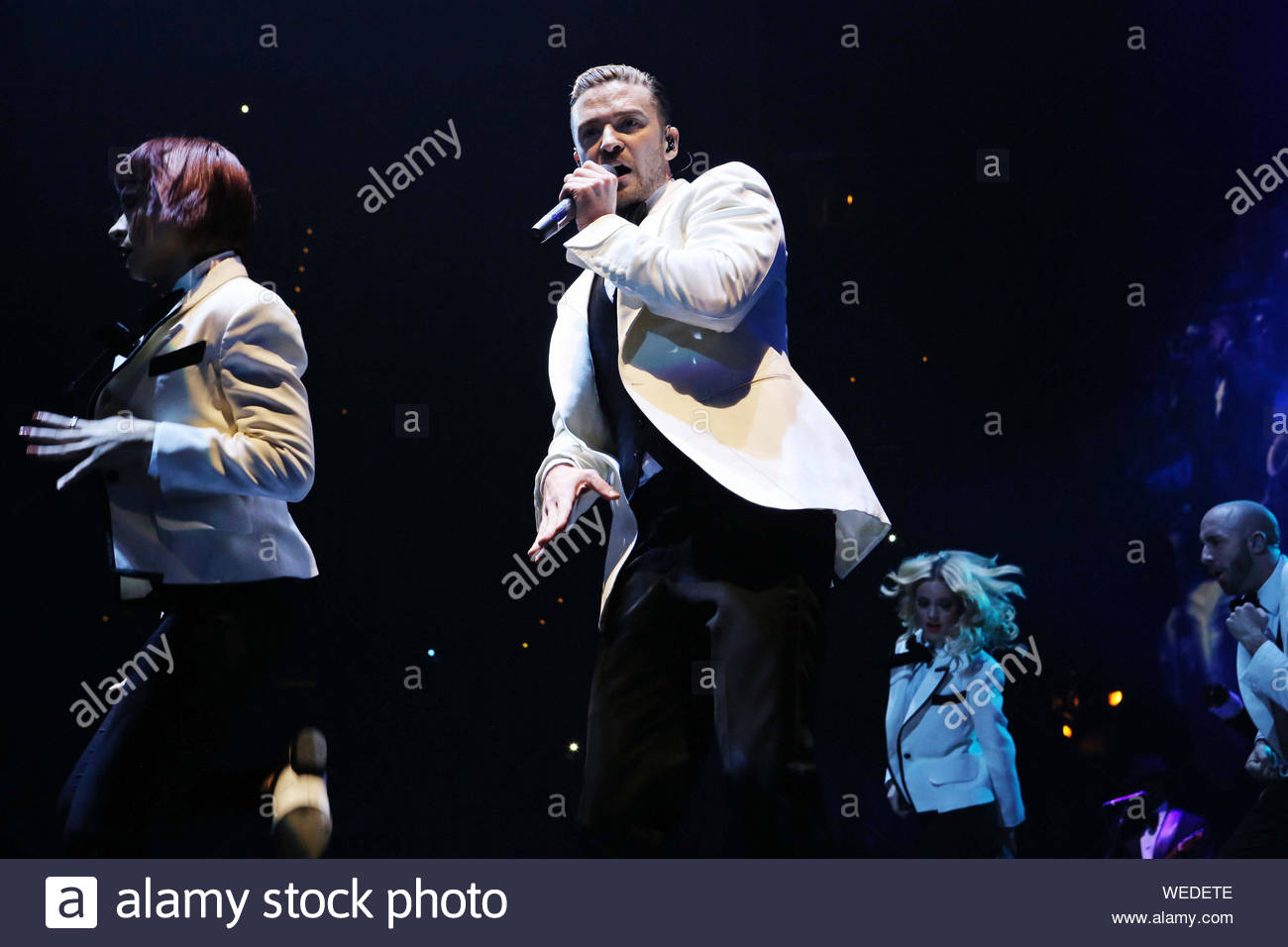 Justin Timberlake Tour 2020.Atlanta Ga Justin Timberlake Performs At A Sold Out