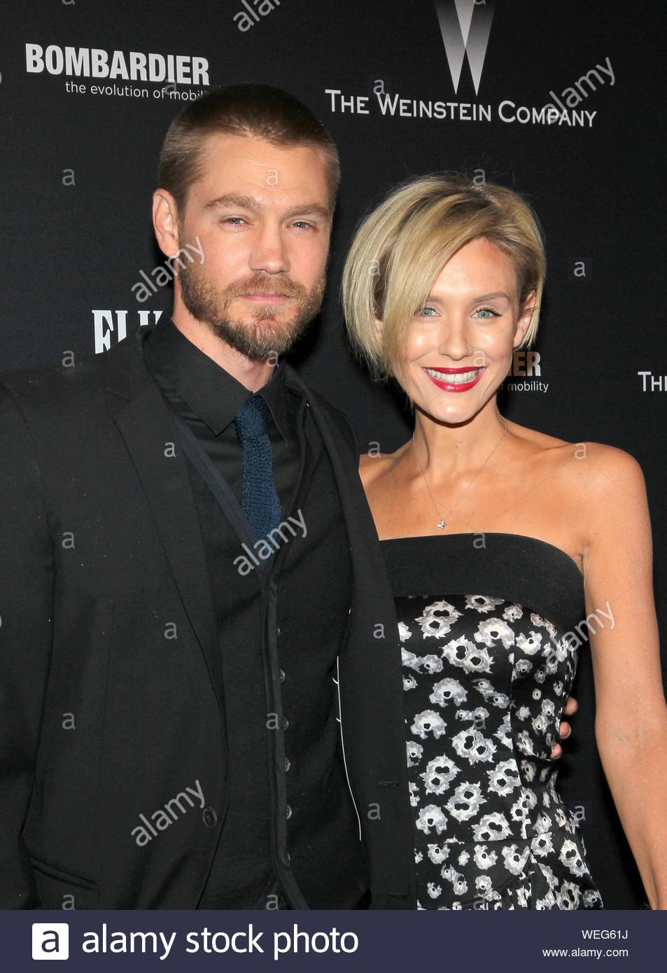 Beverly Hills Ca Chad Michael Murray And Nicky Whelan At The Weinstein Company Netflix 2014 Golden Globes After Party Held At The Beverly Hilton Hotel Akm Gsi January 12 2014 Stock Photo Alamy