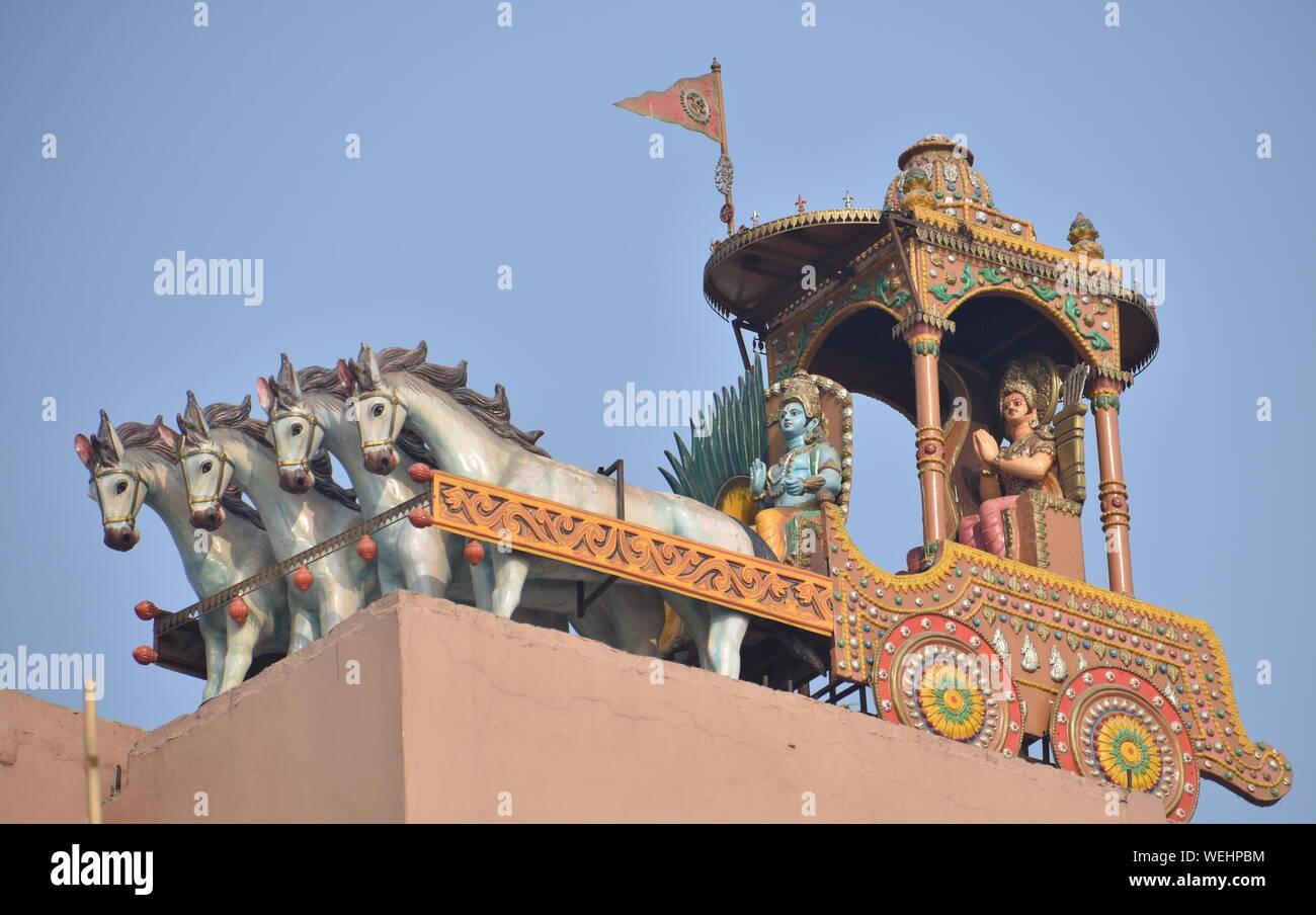 Mahabharat Stock Photos & Mahabharat Stock Images - Alamy