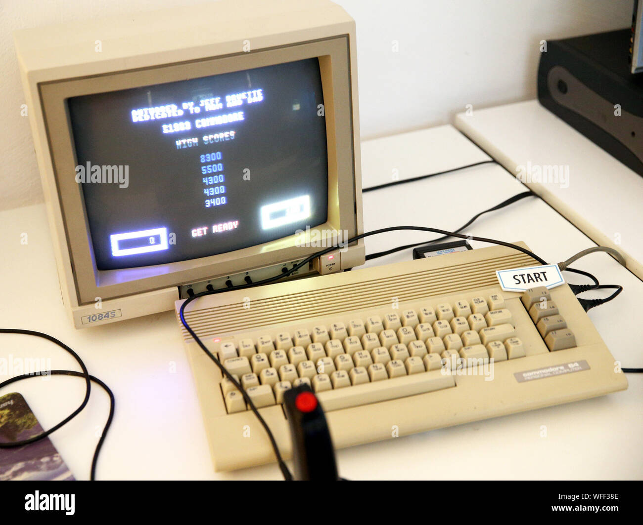 Gameconsoles Stock Photos & Gameconsoles Stock Images - Alamy