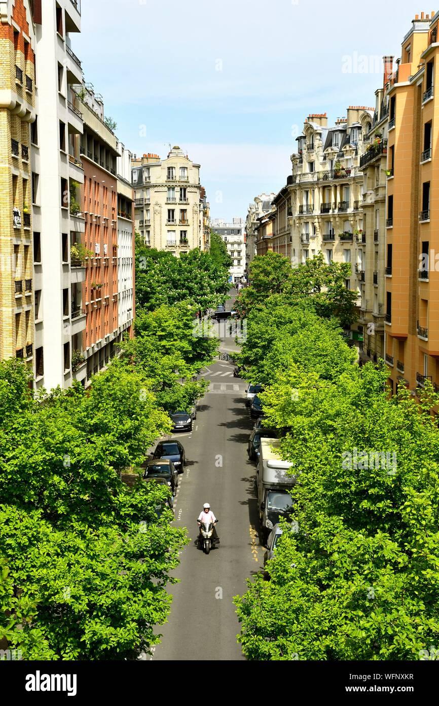 France, Paris, 12th arrondisse...