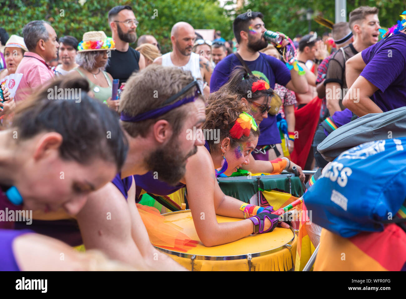 fotos gay pride madrid 2020