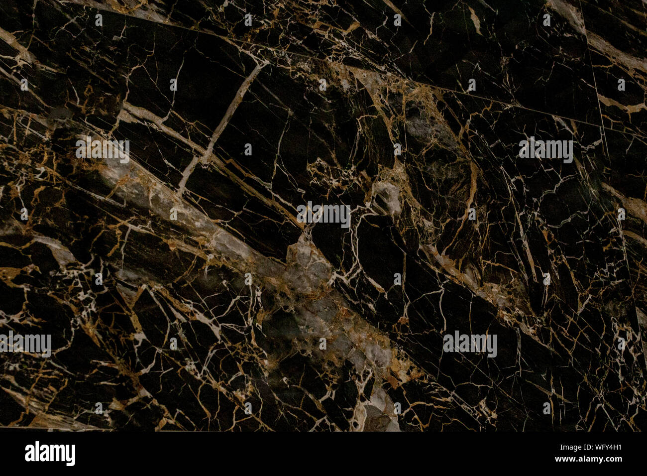 Gold And White Patterned Natural Of Dark Gray Marble Texture Background For Product Design Black Marble Natural Pattern For Background Stock Photo Alamy