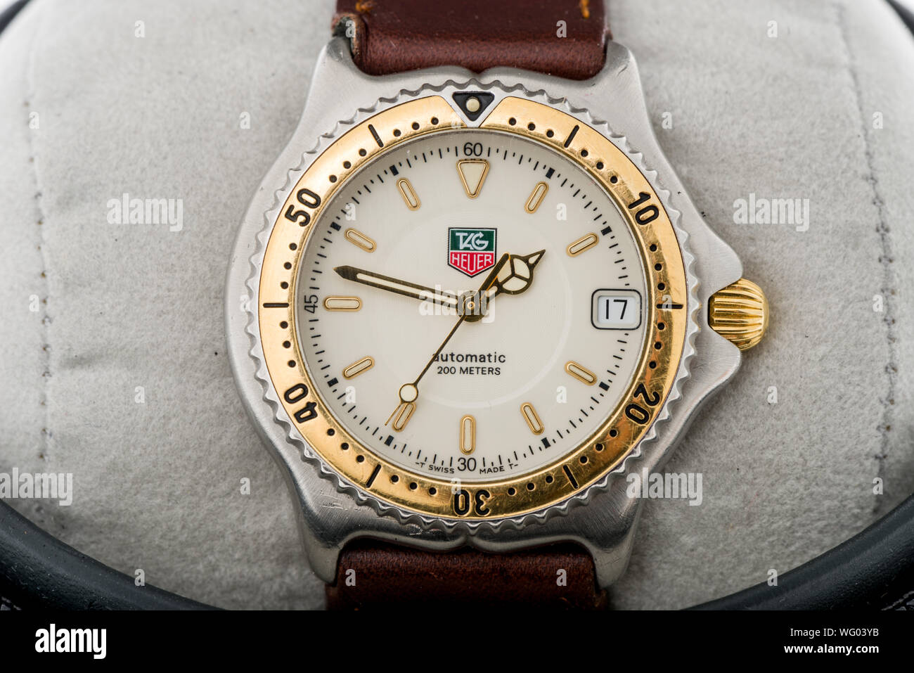 Tag Heuer Stock Photos & Tag Heuer Stock Images - Alamy