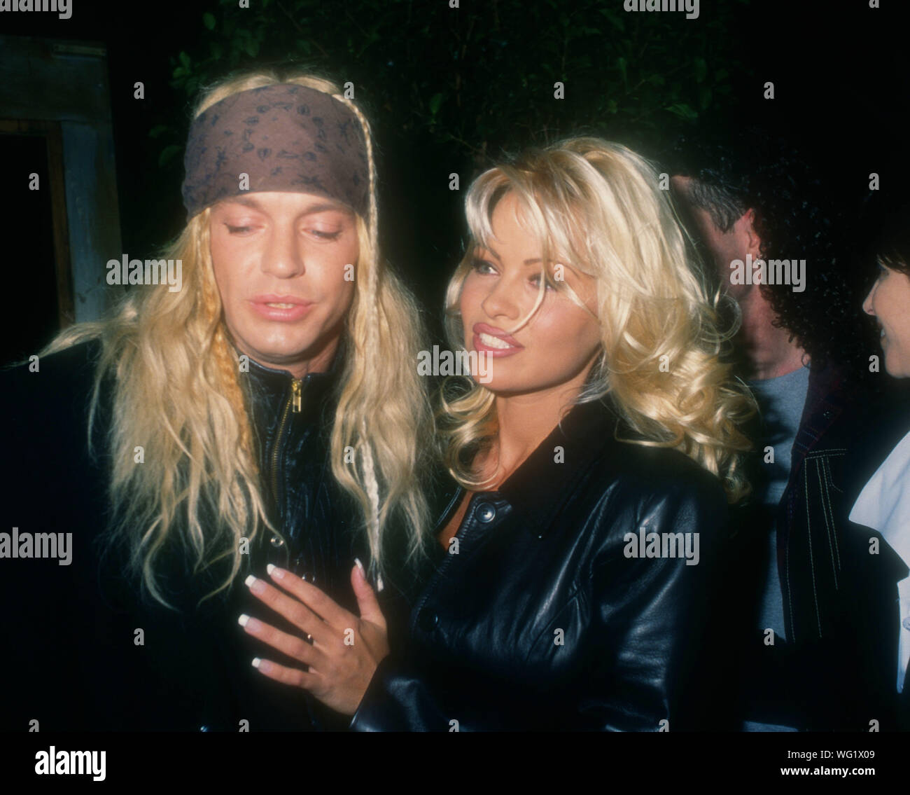 Tn pamela anderson and bret michaels