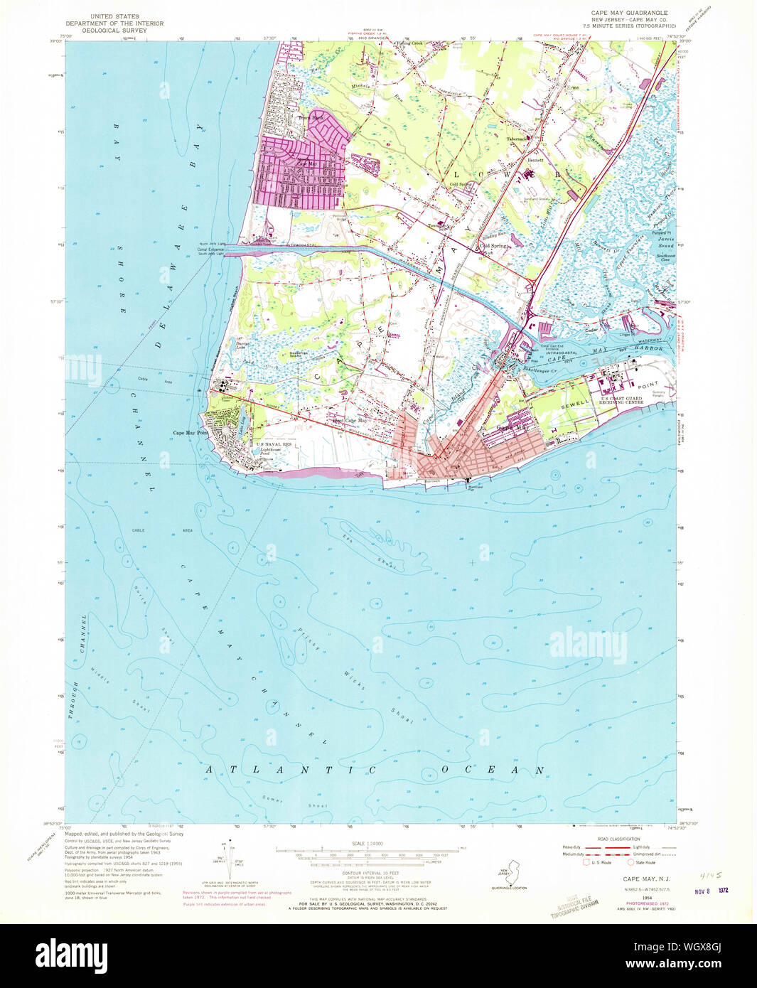 USGS TOPO Map New Jersey NJ Cape May 254254 1954 24000 ... Cape May New Jersey Map on rehoboth beach, jersey shore, long branch, ocean county, cape may lighthouse, town of cape may map, mercer county, leonia new jersey map, cape may beach map, atlantic city, cape may tourist map, cape may county, cape may county herald, town bank cape may map, cape may downtown map, cape may city map, southern new jersey map, stone harbor, sea isle city, delaware bay, south jersey, asbury park, rio grande, belmar new jersey map, cape may street map, cumberland county new jersey map, cape may diamonds, cape may sound, ocean city, lawrence township new jersey map, strathmere new jersey map, allentown new jersey map, cape may national wildlife refuge map, cape may county map, cape may nj,