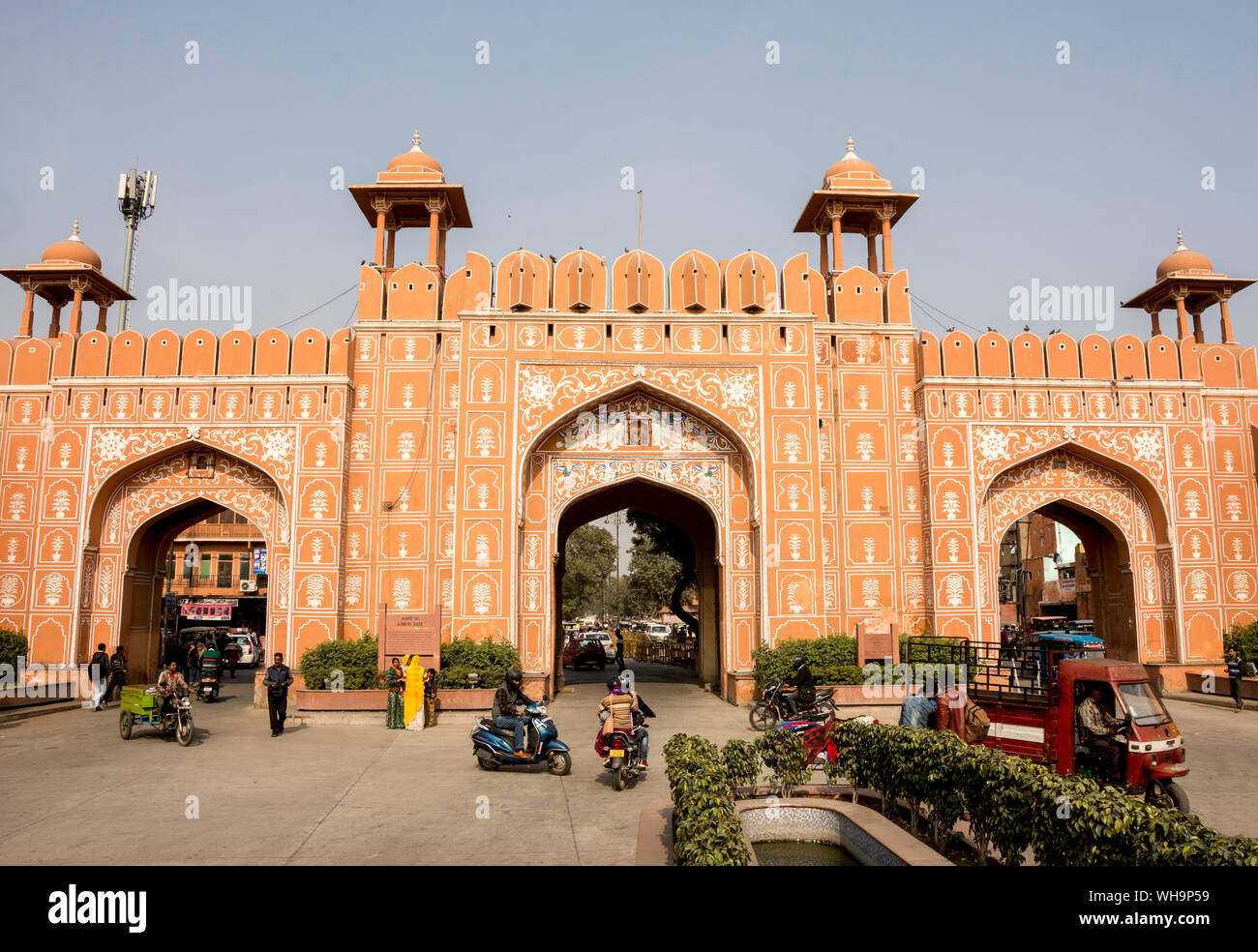 Ajmer Gate High Resolution Stock Photography And Images Alamy