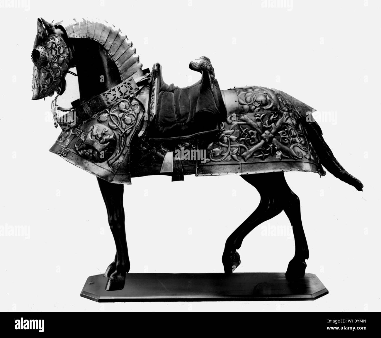 Horse Armour High Resolution Stock Photography And Images Alamy