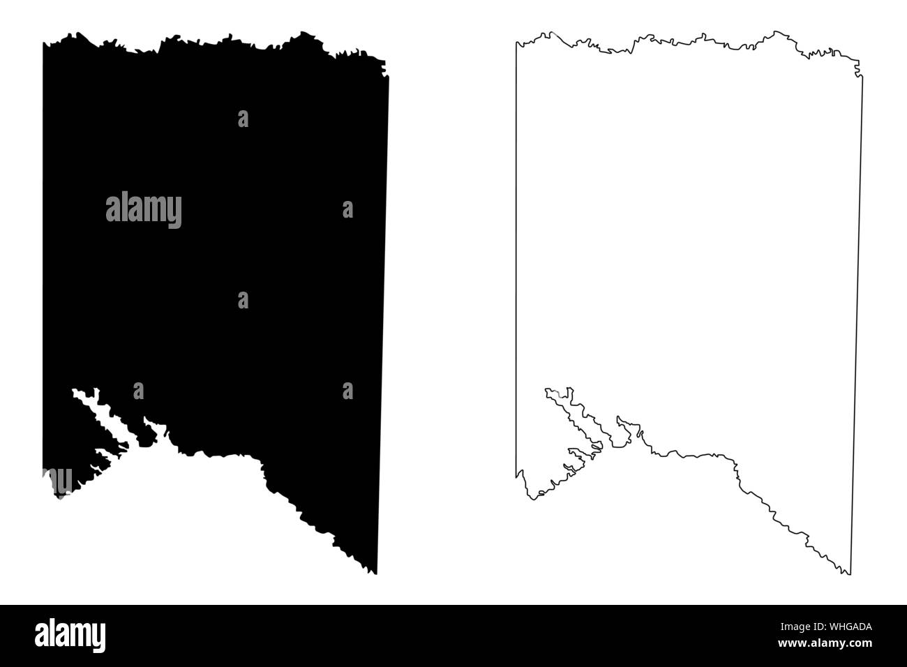 Titus County, Texas (Counties in Texas, United States of ...