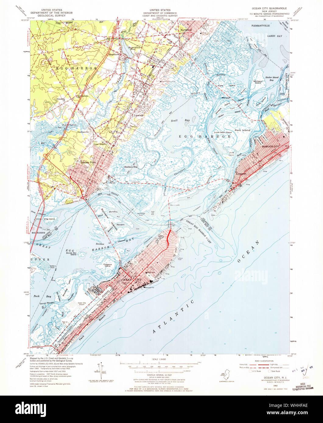 USGS TOPO Map New Jersey NJ Ocean City 254660 1952 24000 ... Map Ocean City Nj on rio grande, bethany beach, ocean county nj map, long beach island nj map, ocean city boardwalk, ocean city md map, camden nj map, lbi nj map, ocean city maryland, ocean city high school, cape may, wildwood crest, ocean city parking map, sandy hook, beach haven nj map, cape may nj map, sea isle city, toms river nj map, ocean city boardwalk map, ventnor nj map, ocean city new jersey hotels, mystic island nj map, ocean county, north wildwood, avalon nj map, toms river, long beach island, cherry hill township nj map, seaside park nj map, point pleasant nj map, jersey city, ocean city new jersey streets, stone harbor, ocnj street map, atlantic city, asbury park, cape may county,