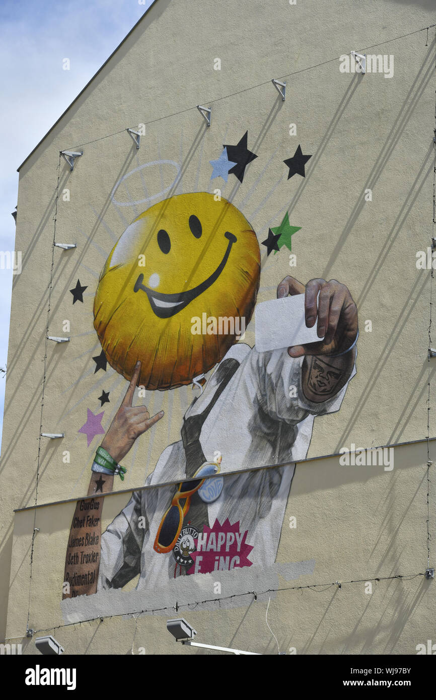 Smiley Berlin High Resolution Stock Photography And Images Alamy