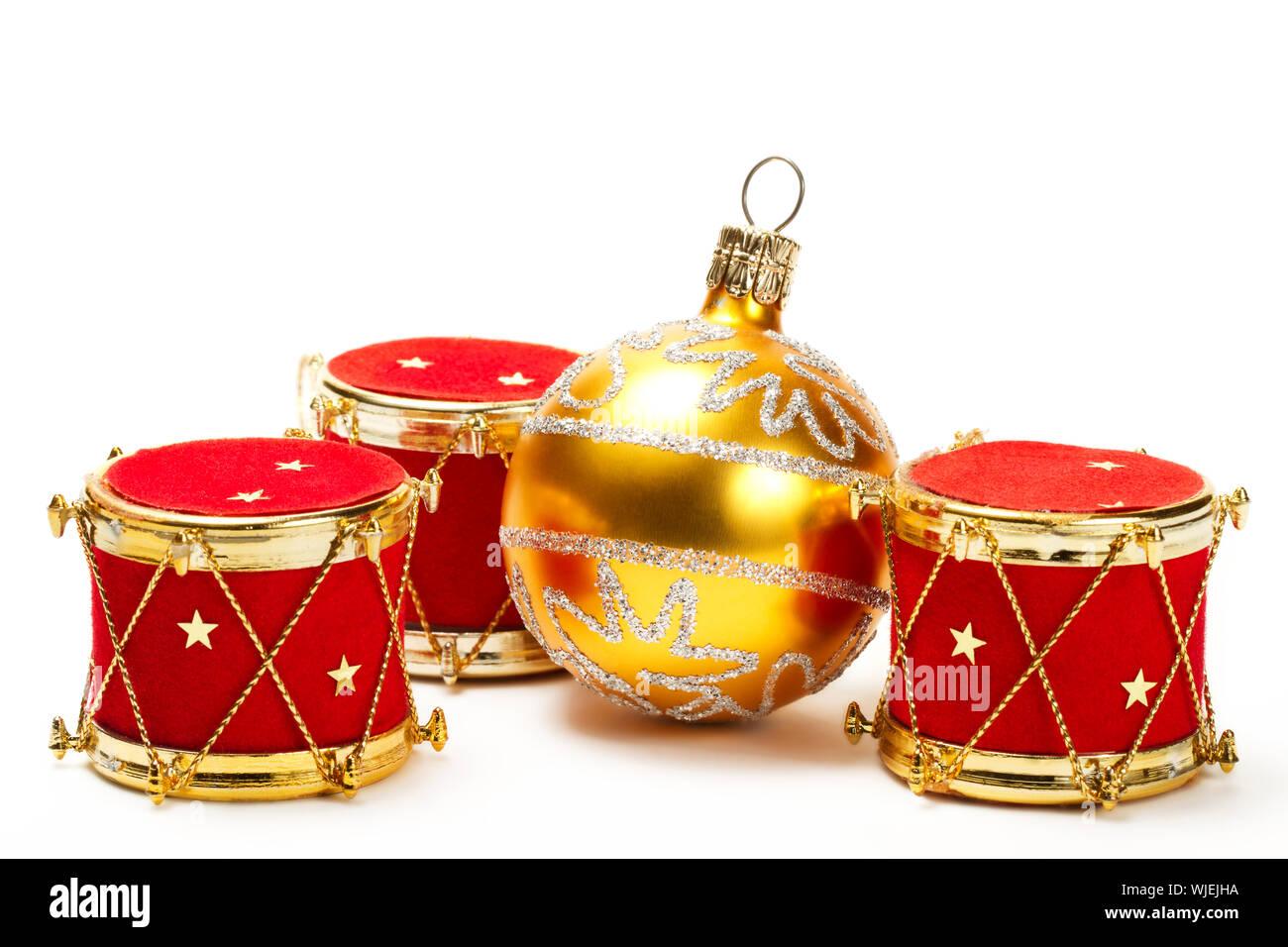 Christmas Drum.Xmas Drum Stock Photos Xmas Drum Stock Images Alamy