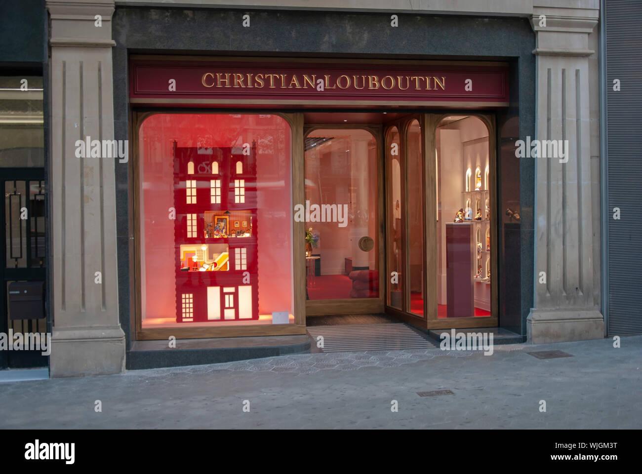 huge selection of 1f000 f0912 Christian Louboutin Stock Photos & Christian Louboutin Stock ...
