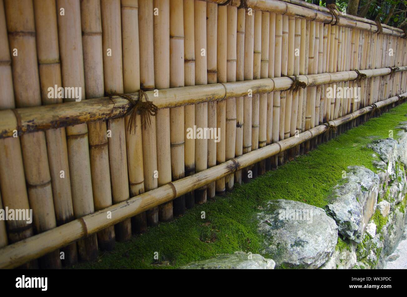 ornamental bamboo fence.htm bamboo fence garden stock photos   bamboo fence garden stock  bamboo fence garden stock photos