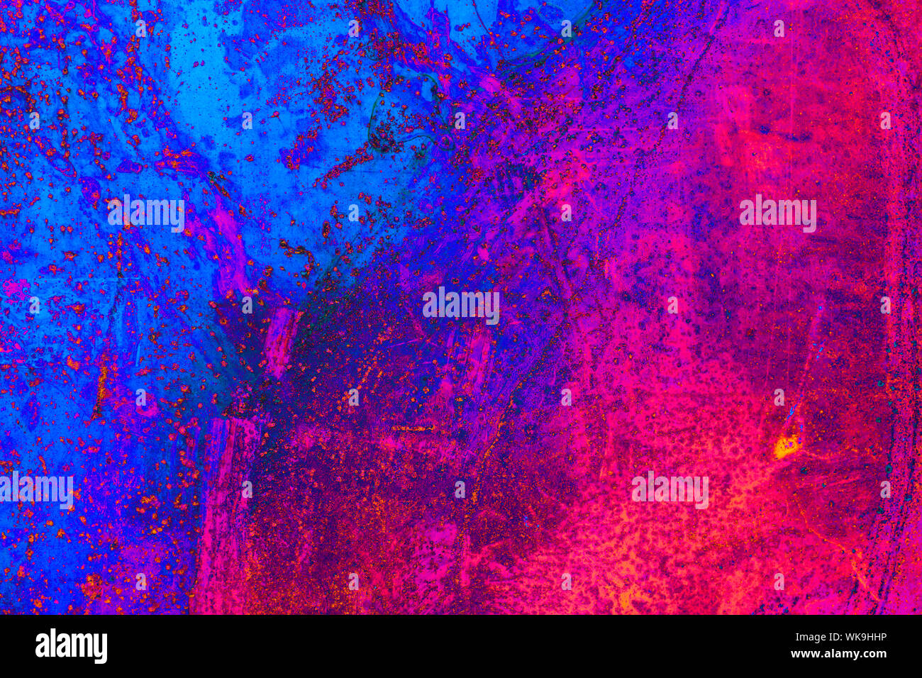 Colorful Texture For Designer Background Background In Neon Colors Abstract Background Of Cracked Paint Great For Design And Texture Background Stock Photo Alamy