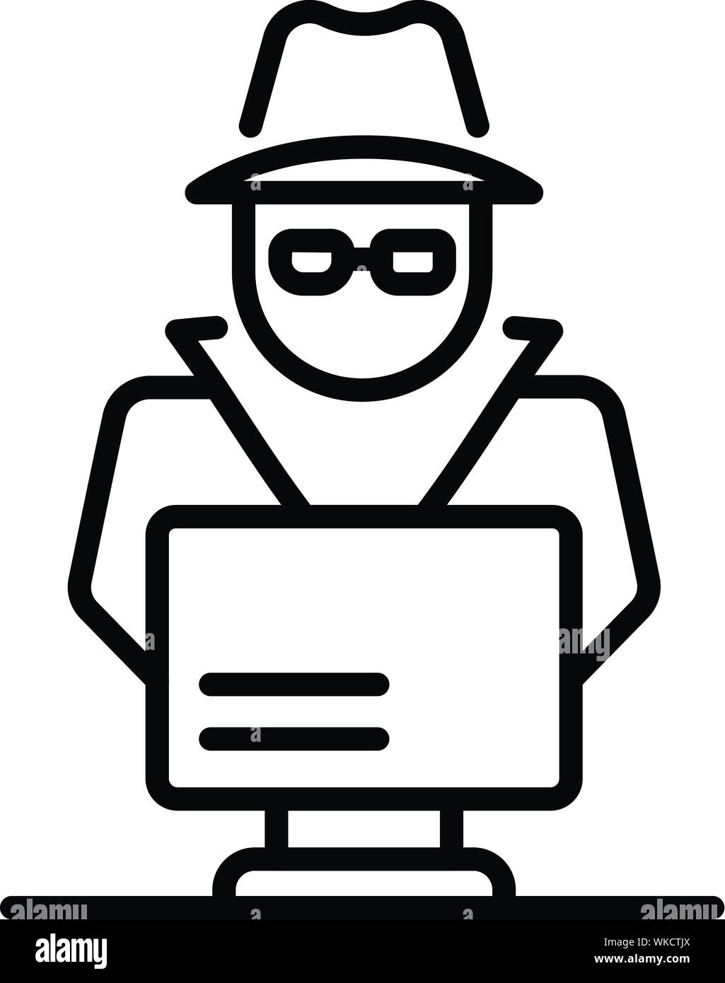Download Hacker Vector Icon