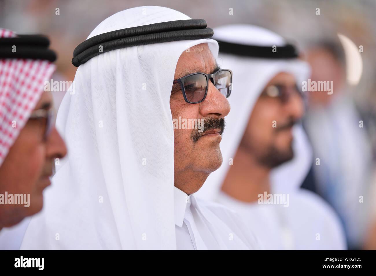 Hamdan Bin Rashid Al Maktoum Stock Photos & Hamdan Bin