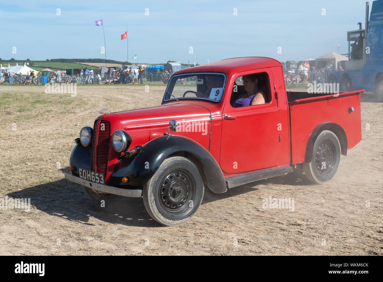 Vintage Truck Photography High Resolution Stock Photography And Images Alamy